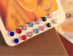 Free Non Piercing Unisex Magnetic Earring