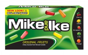 Free Box of Mike and Ike Chewy Fruit Flavored Candies