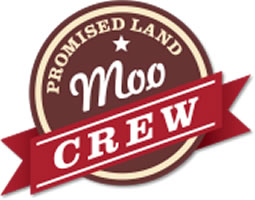 Free Promised Land Moo Crew T shirt