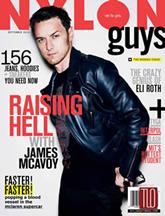Free Subscription to Nylon Guys Magazine