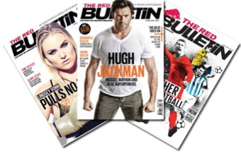 Free Subscription to The Red Bulletin