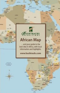 Free Poster Sized Map of Africa
