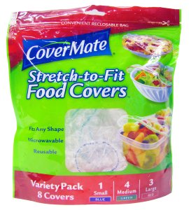 Free CoverMate Stretch to Fit Food Covers at Walmart