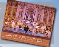 Free 2015 Tauck Travel Calendar