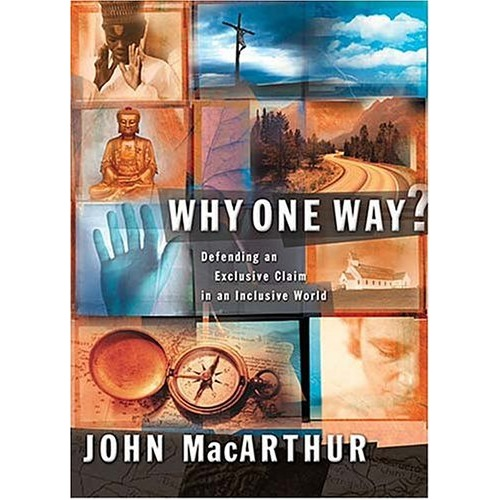 Free Book 'Why One Way?' (Religious)