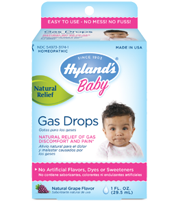 Free Hyland's Baby Gas Drops November 20th at 9PM EST