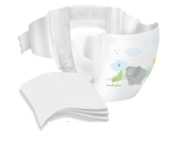 Free Simply Right Baby Diapers and Wipes Sample
