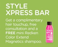 Free Mini Redken Color Extend Magnetics Shampoo at JCPenney Salon