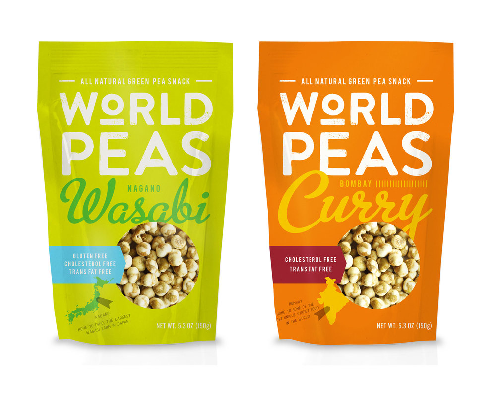 Free Bag of World Peas Coupon