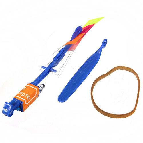 Free Led Light Flyer Boomerang Flying Sling Helicopter