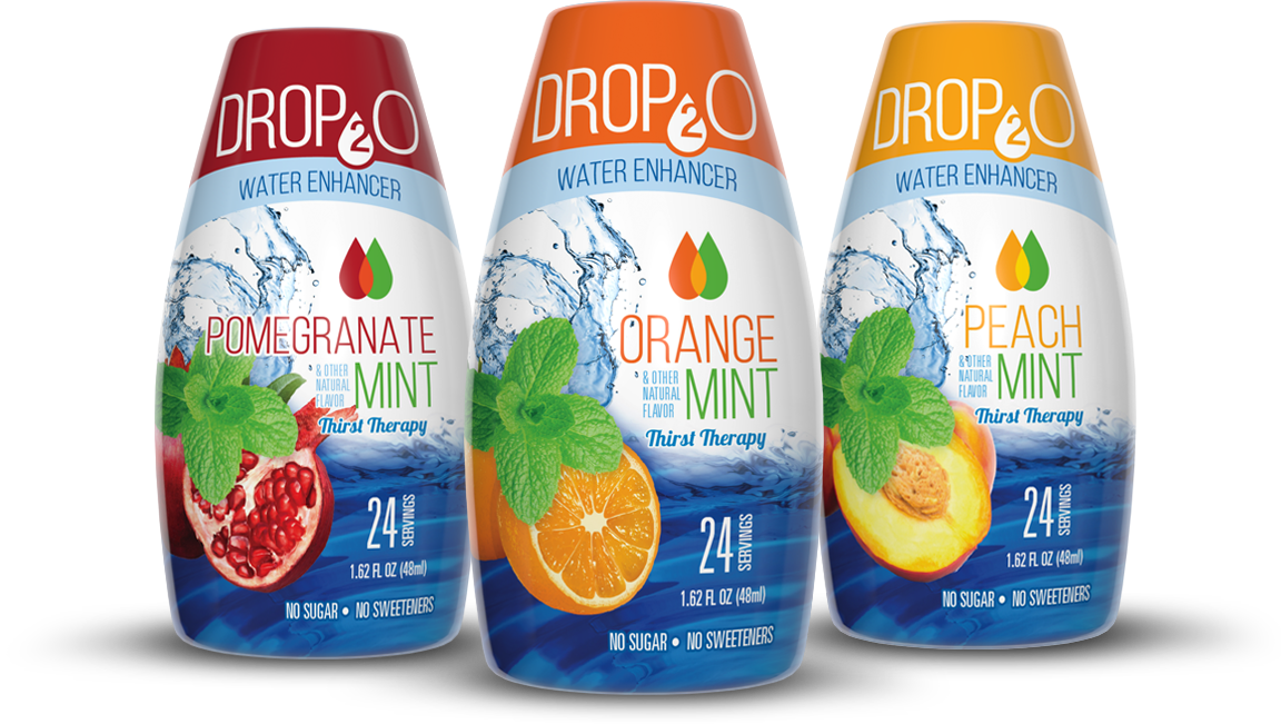 Free Drop2o Water Enhancer Sample