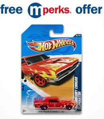 Free Hot Wheels Car at Meijer