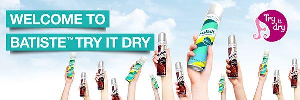 Free Batiste Dry Shampoo Sample