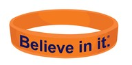 Free Believe In It Bracelet (Expired)