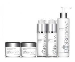 FREE BioRenew Skincare Product Samples