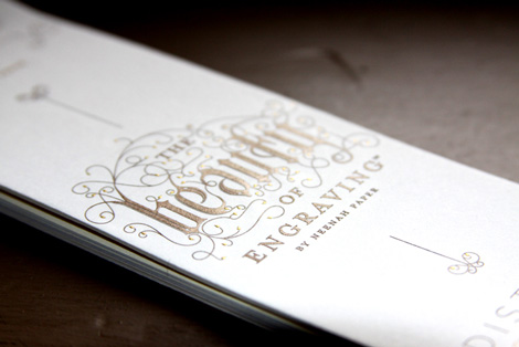 Free Copy of CRANE Papers Engraved Stationery Book