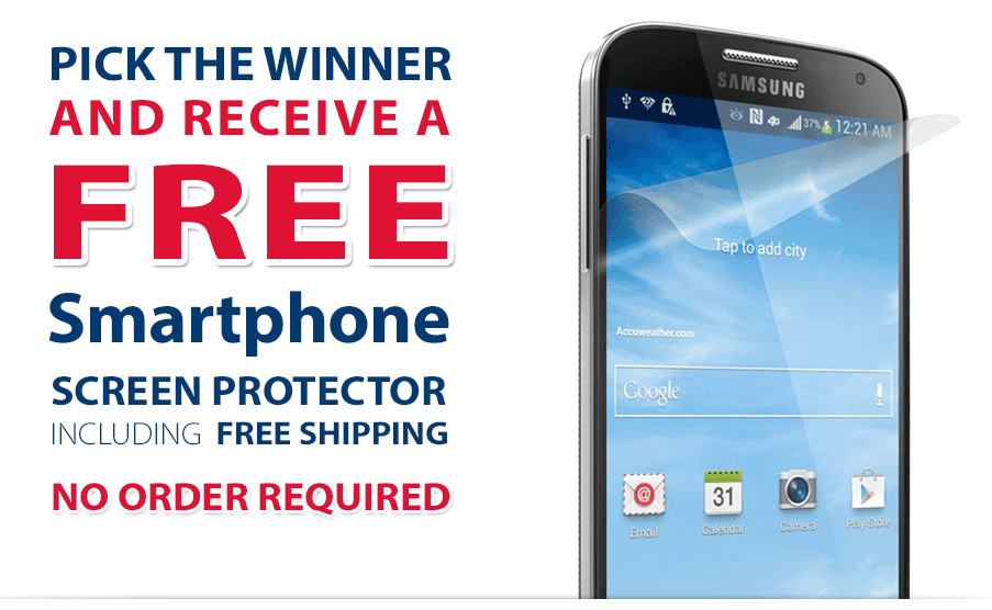 Free iPhone 6 Screen Protector