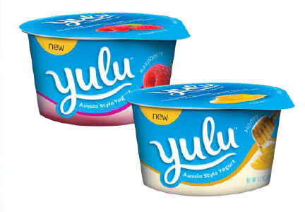 Free Bonza Squeeze or Yulu Aussie Yogurt at Meijer