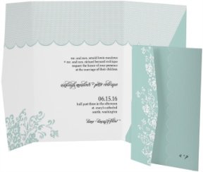 Free wedding invitation sample pack from magnetstreet free wedding invitation sample pack from magnetstreet stopboris Image collections