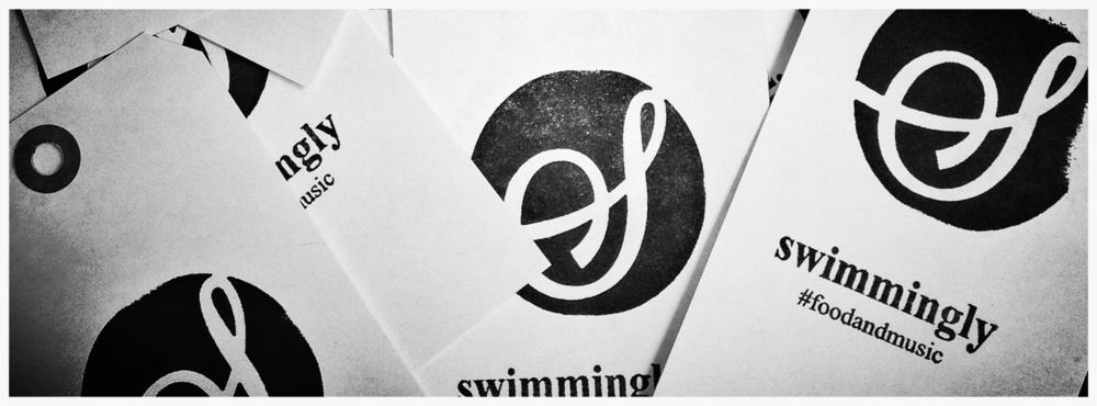 swimmingly